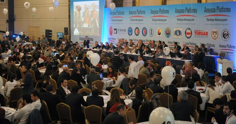 'Turkey Talks' was in Konya
