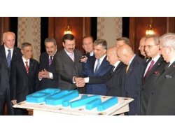 President Gül attended the TOBB Board of Directors meeting