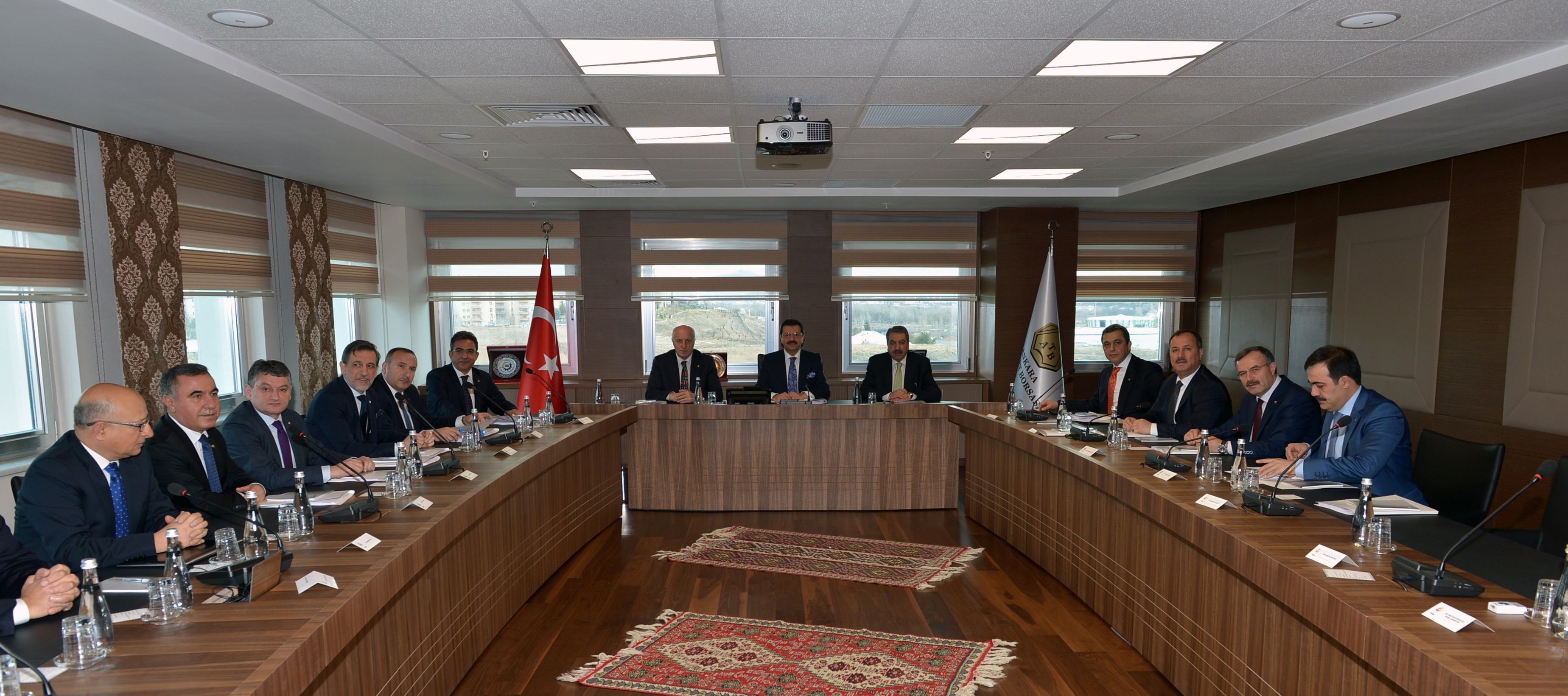 Selçuk ÖZTÜRK was elected to Board of TOBB